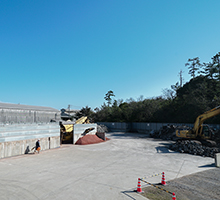 工事風景写真1
